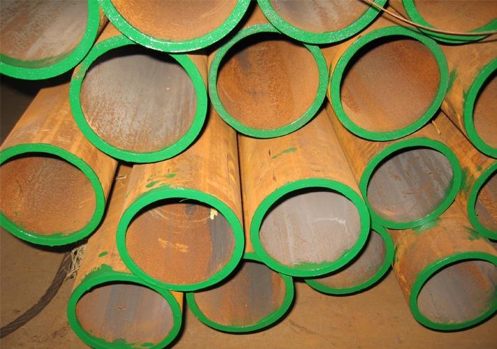 无缝钢管生产