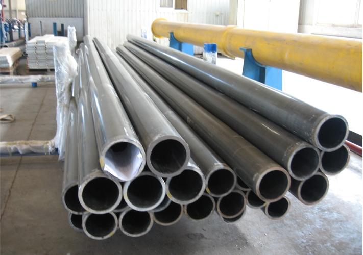 冷轧钢管生产