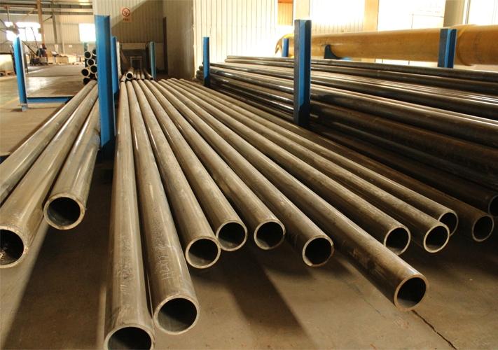 冷拔钢管生产