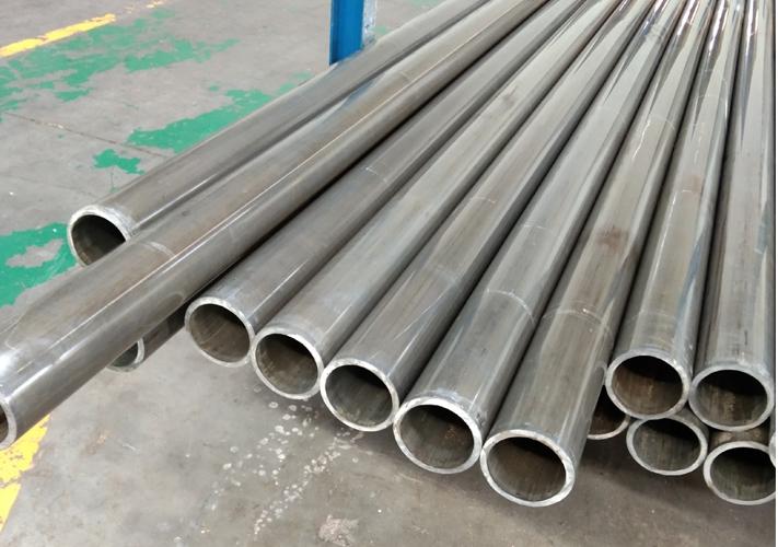 精拔钢管生产