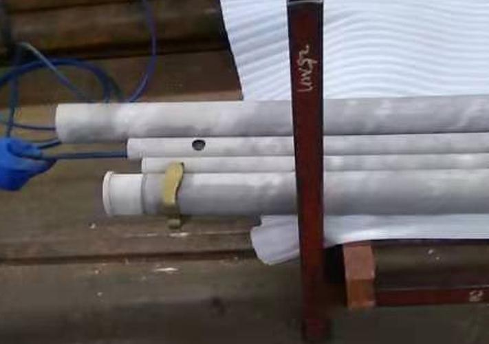 烟台钝化磷化钢管